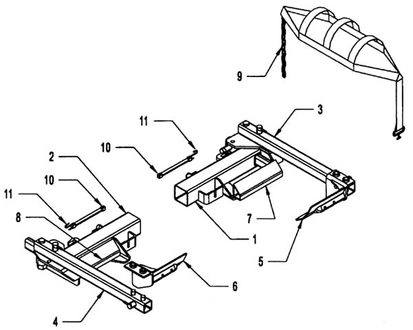 Wheel Lift Parts : Chevron inc