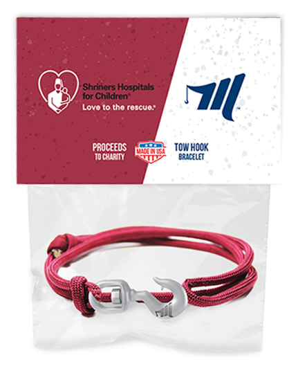 Shriners Hospitals for Children bracelet