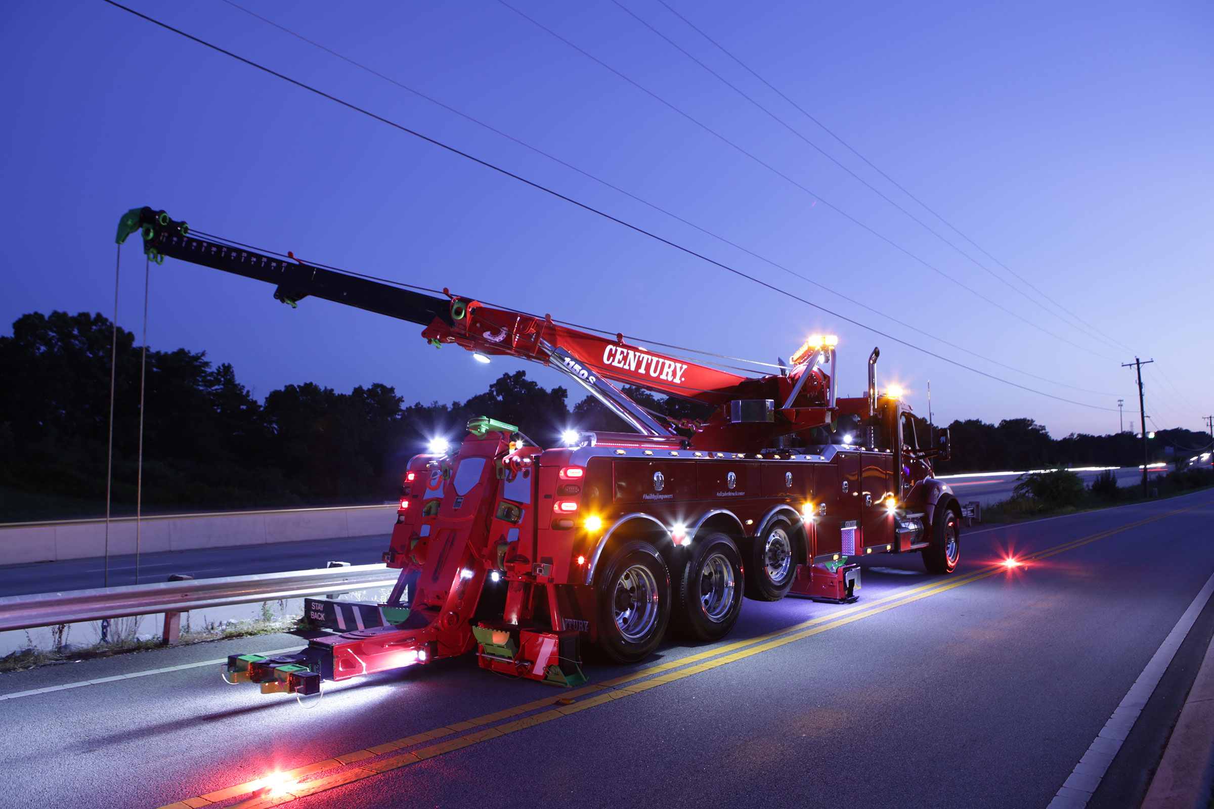 Your best choice for a wrecker in your area, to help you during towing & recovery.