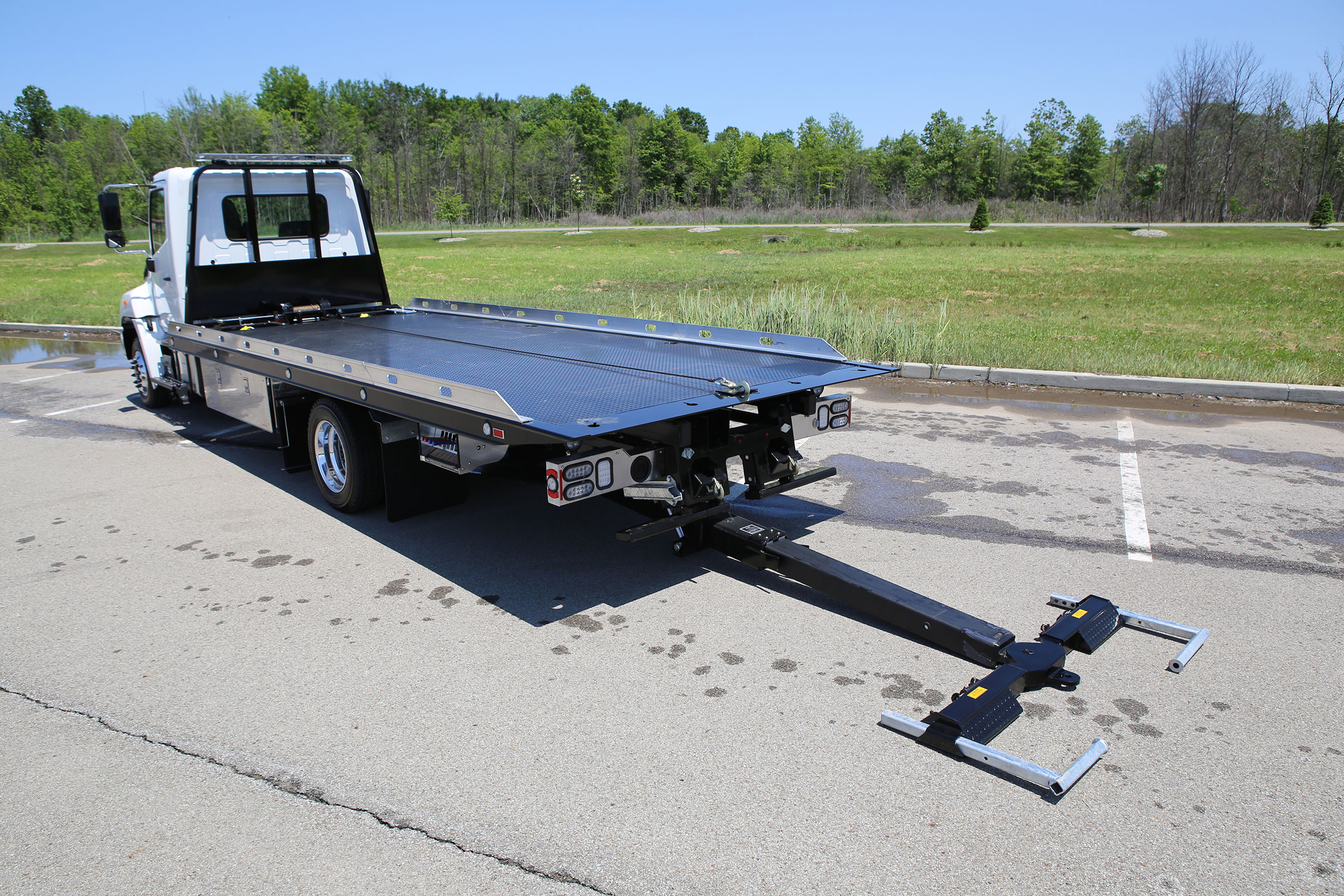 Car Carriers LCG Vulcan 12 Series LCG™  Features