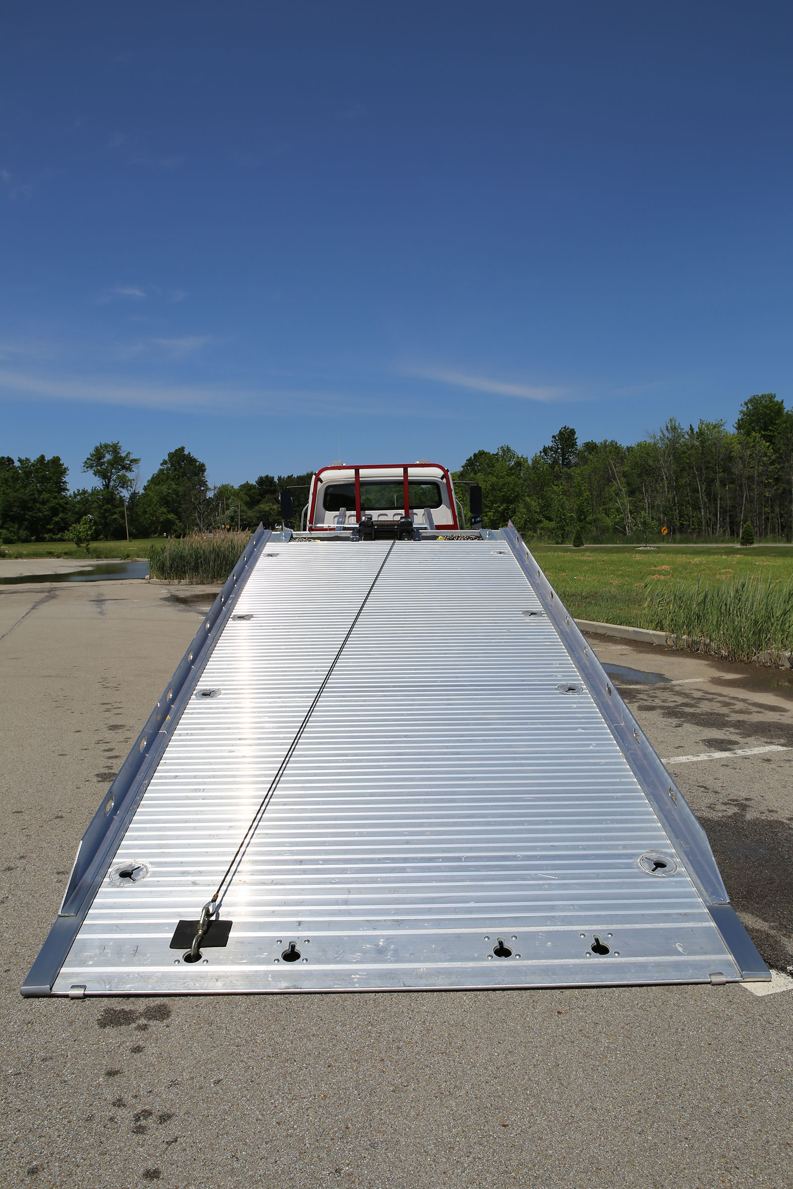 Car Carriers LCG Century Century 12-Series LCG aluminum deck