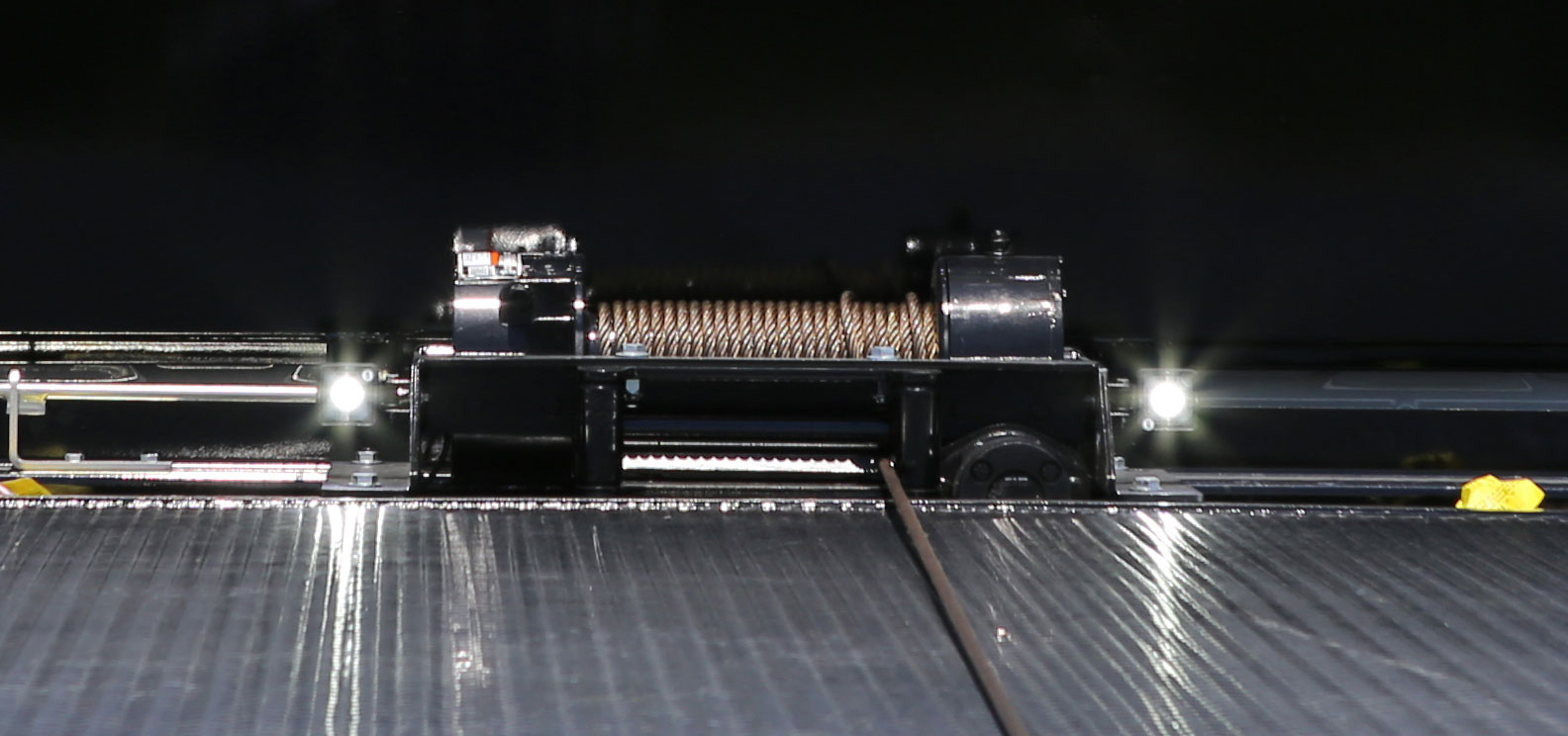Car Carriers LCG Century Century 12-Series LCG winch option