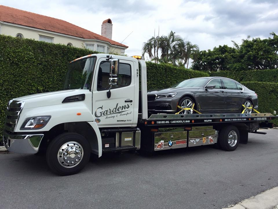 Gardens Towing and Recovery