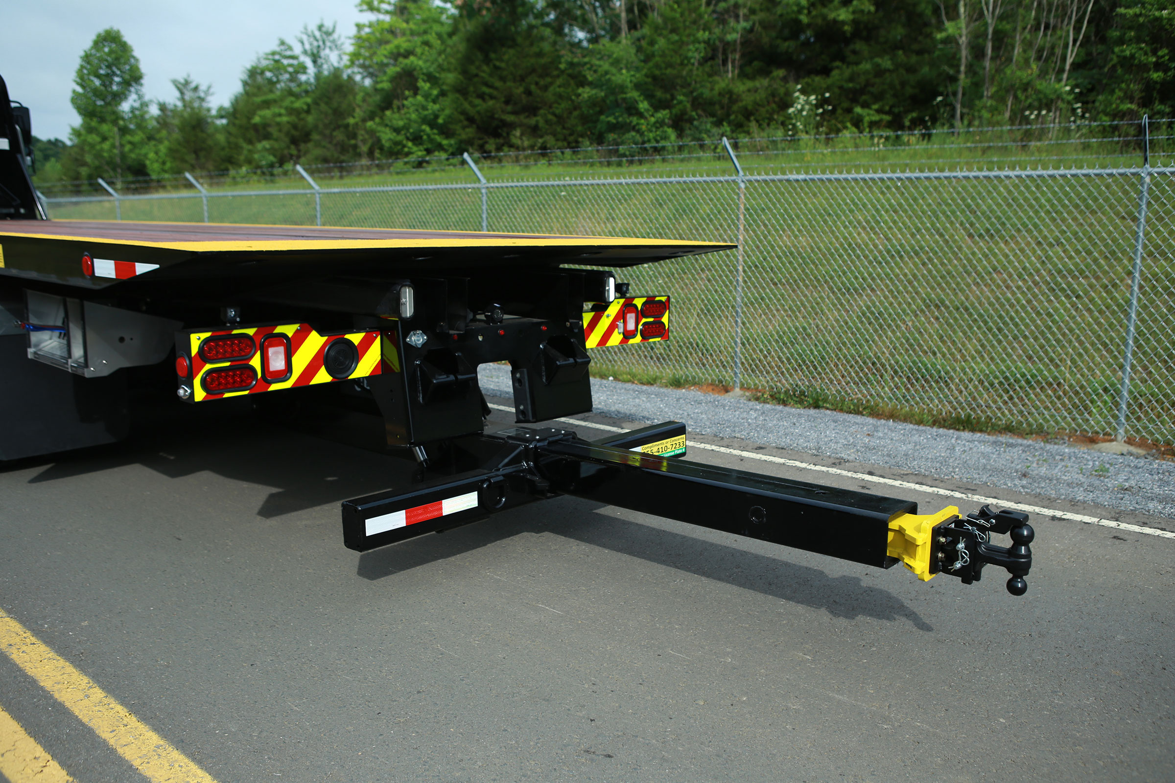 Car Carriers LCG Industrial Vulcan 30 Series LCG™ Features