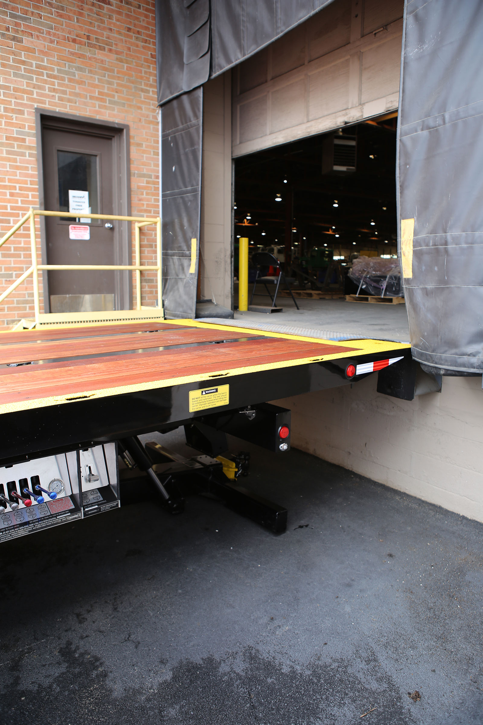 Car Carriers LCG Industrial Century 30 Series LCG™ Features