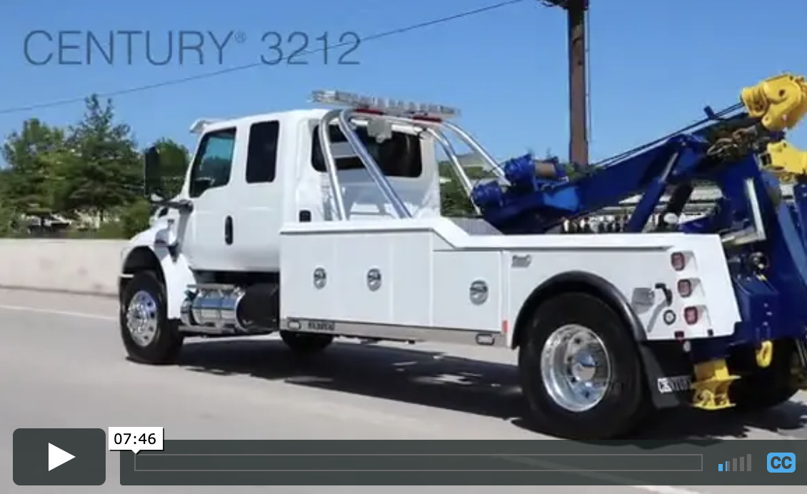 Century® 3212 Overview Video from Miller Industries