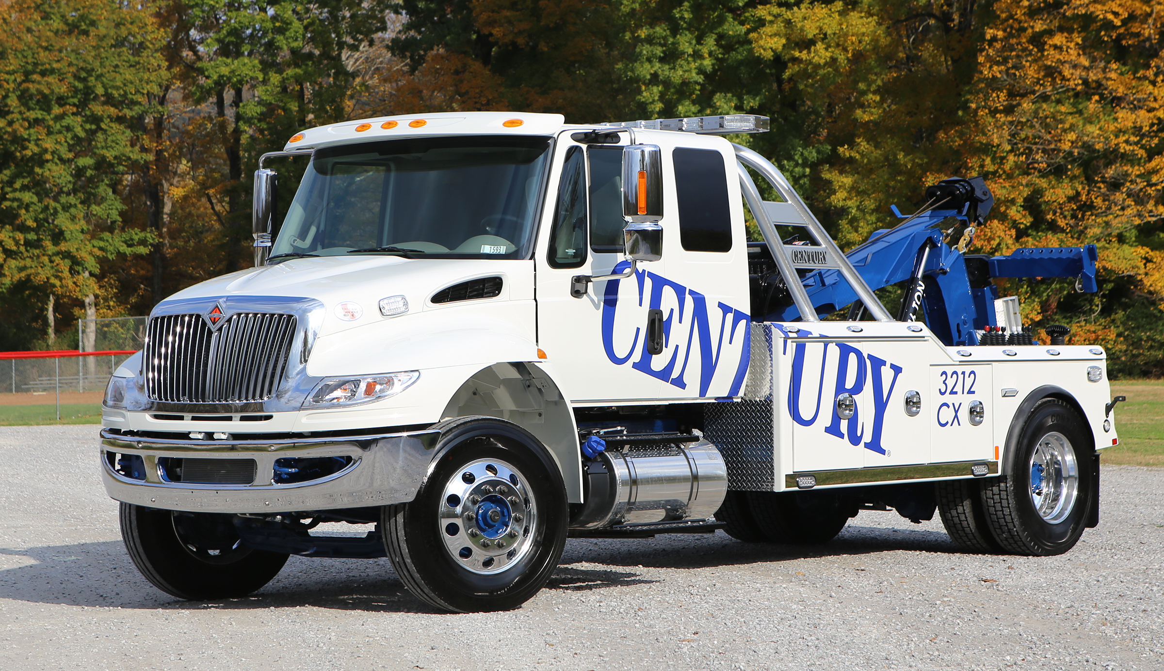 Century 3212CX / International 4300X