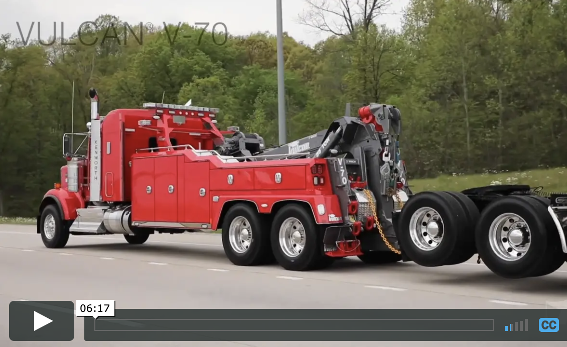 Vulcan® V-70 Overview Video from Miller Industries