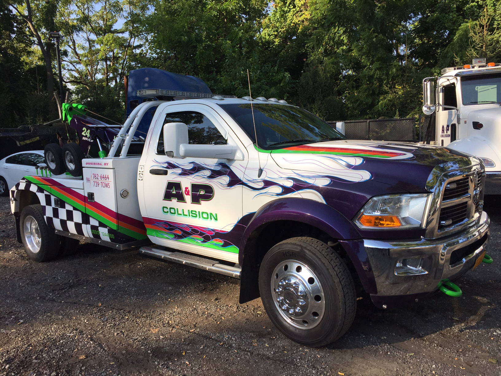A & P Towing
