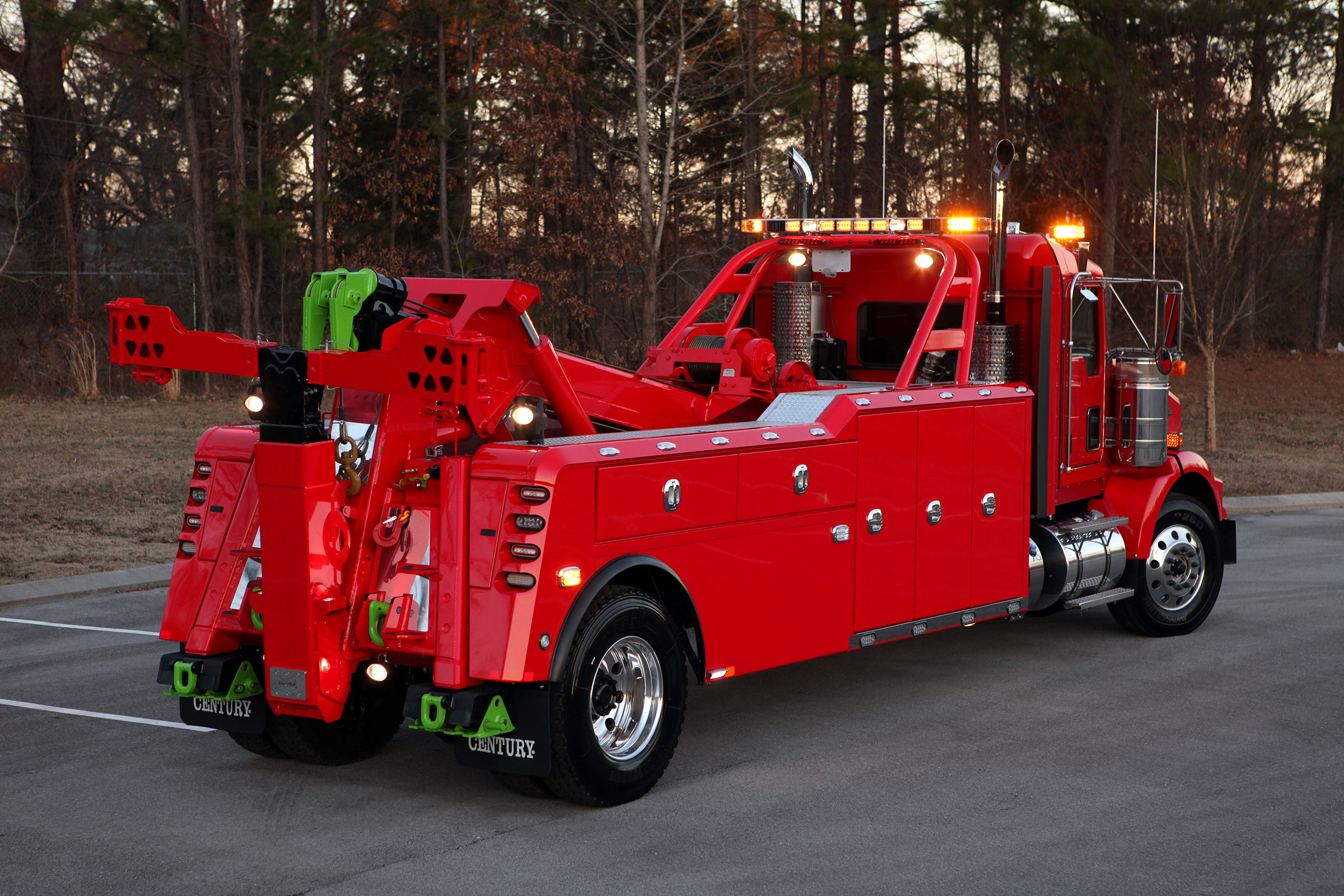 Century 5130 Large Wrecker