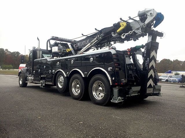 2015 Baltimore Tow Show Units