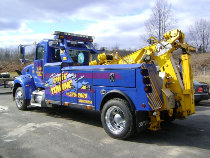 Chris' Towing, Carmel NY