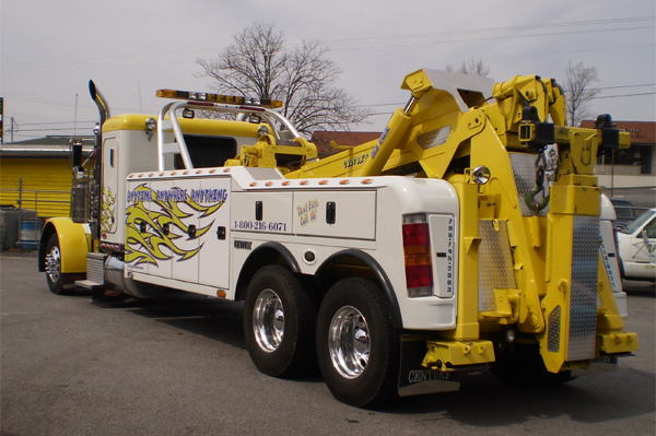 Tanners Towing & Recovery Inc