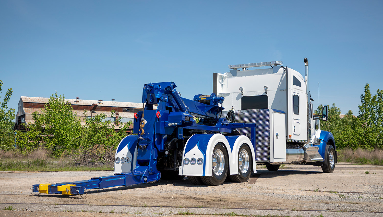 Holmes The Holmes DTU is a must have for heavy-duty towing.