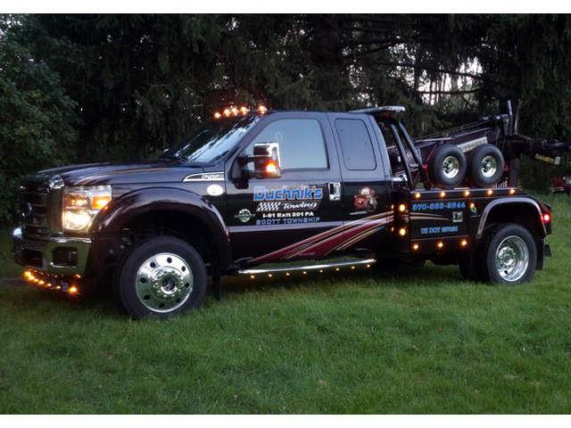 Duchnik's Towing & Recovery
