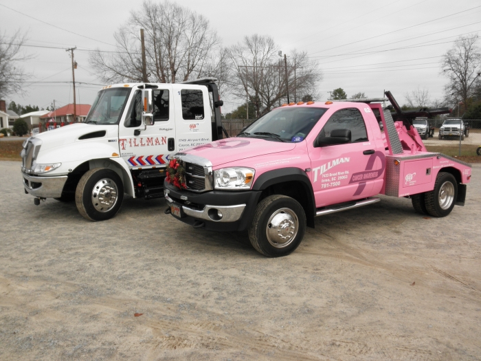 Car Spa Towing / Tillman Towing