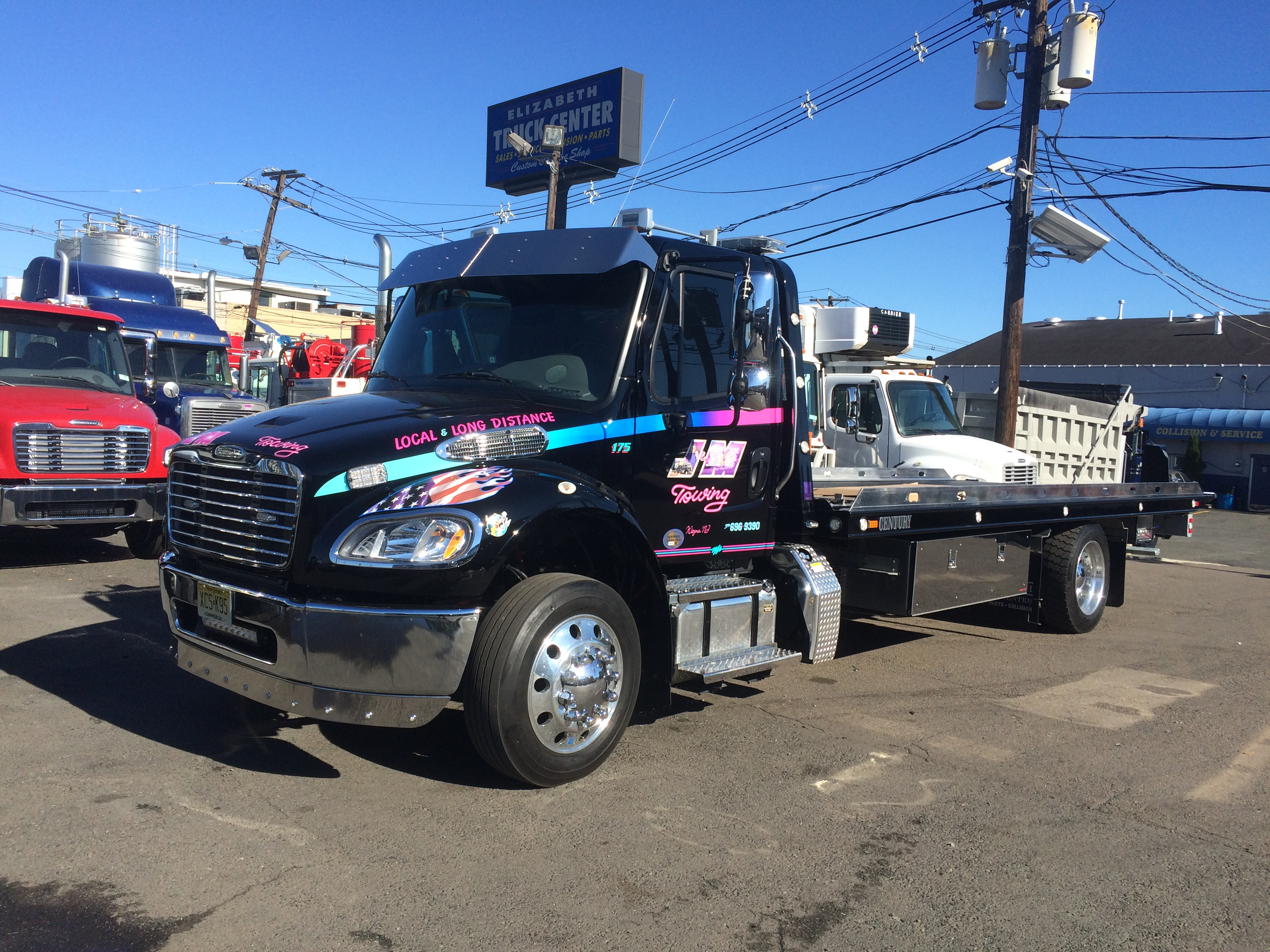 J&M Towing