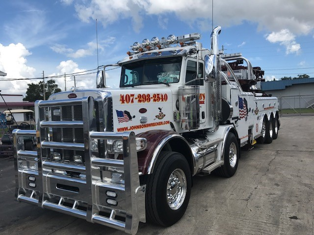 Century 1075S  Peterbilt 389 Twin Steer