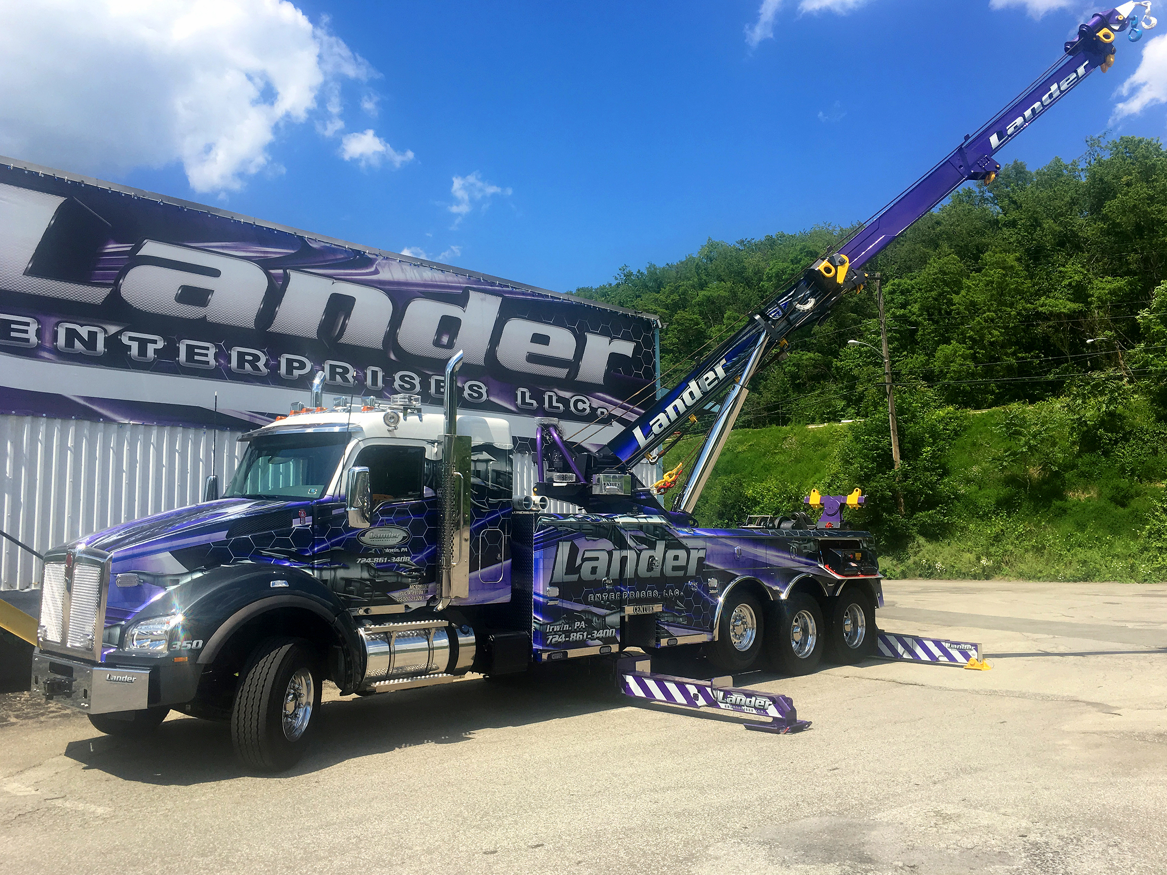 Lander Enterprises LLC., Irwin, PA