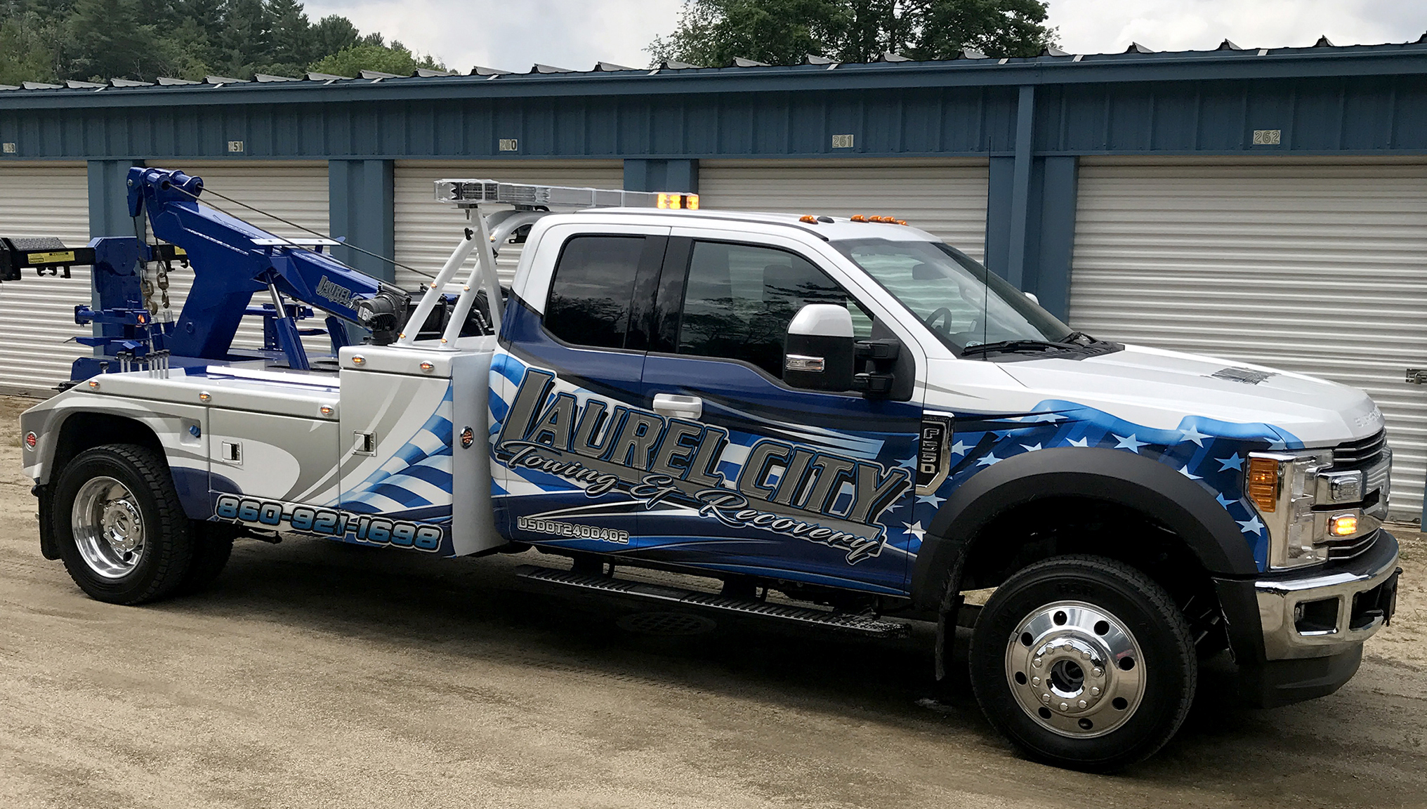 Laurel City Towing & Recovery LLC
