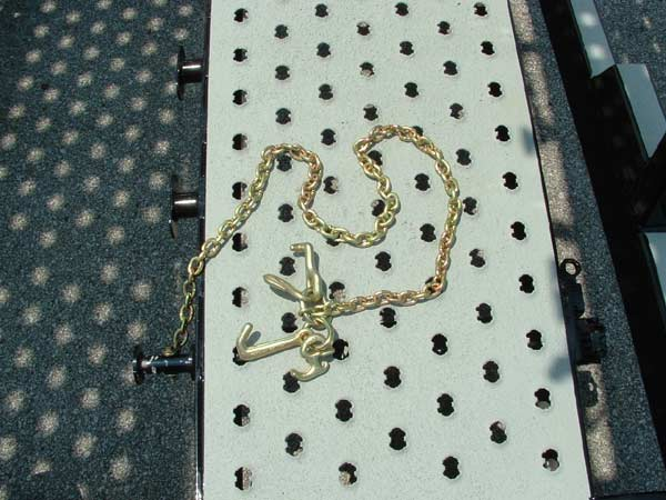 T7 Double Plated 6' and 8' Tie Down Chains