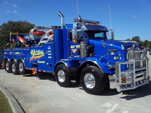 Guy Yates Towing