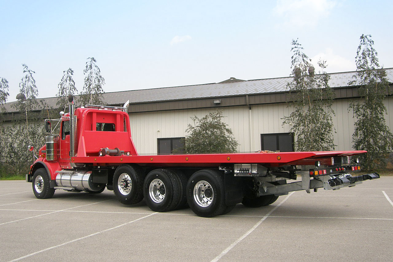Car Carriers Conventional Industrial Chevron 40 Series Car Carrier