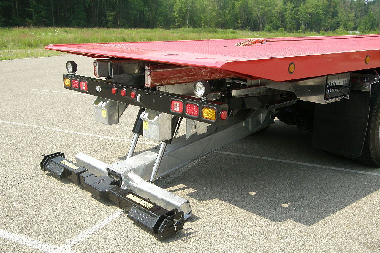 Car Carriers Conventional Industrial Chevron 40 Series Underlift