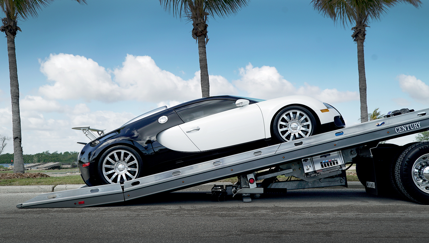 Car Carriers Conventional Century The Right Approach™