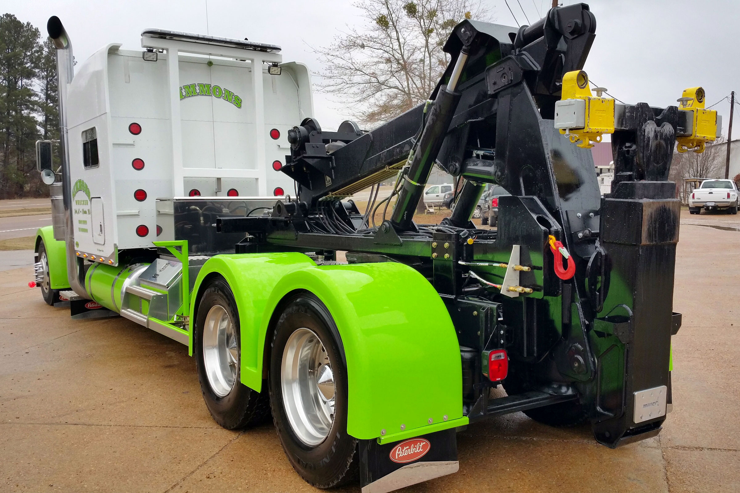 Holmes So many options for heavy-duty towing with the Holmes DTU