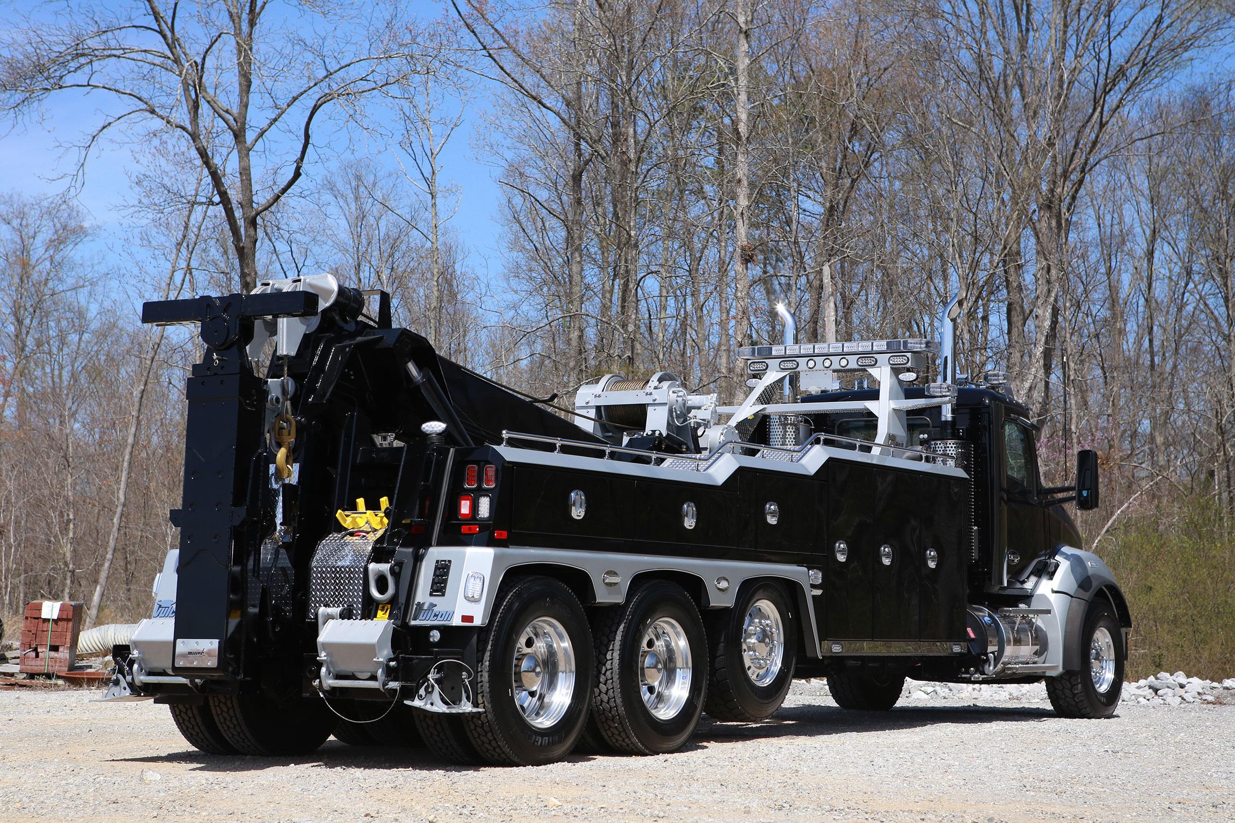 Texas Truck Sales >> Vulcan V-100 Gallery | Miller Industries
