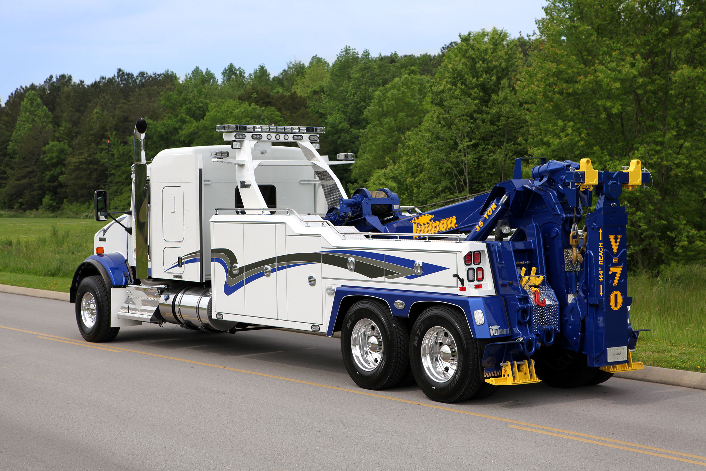 International Car Hauler >> Vulcan V-70 Gallery | Miller Industries
